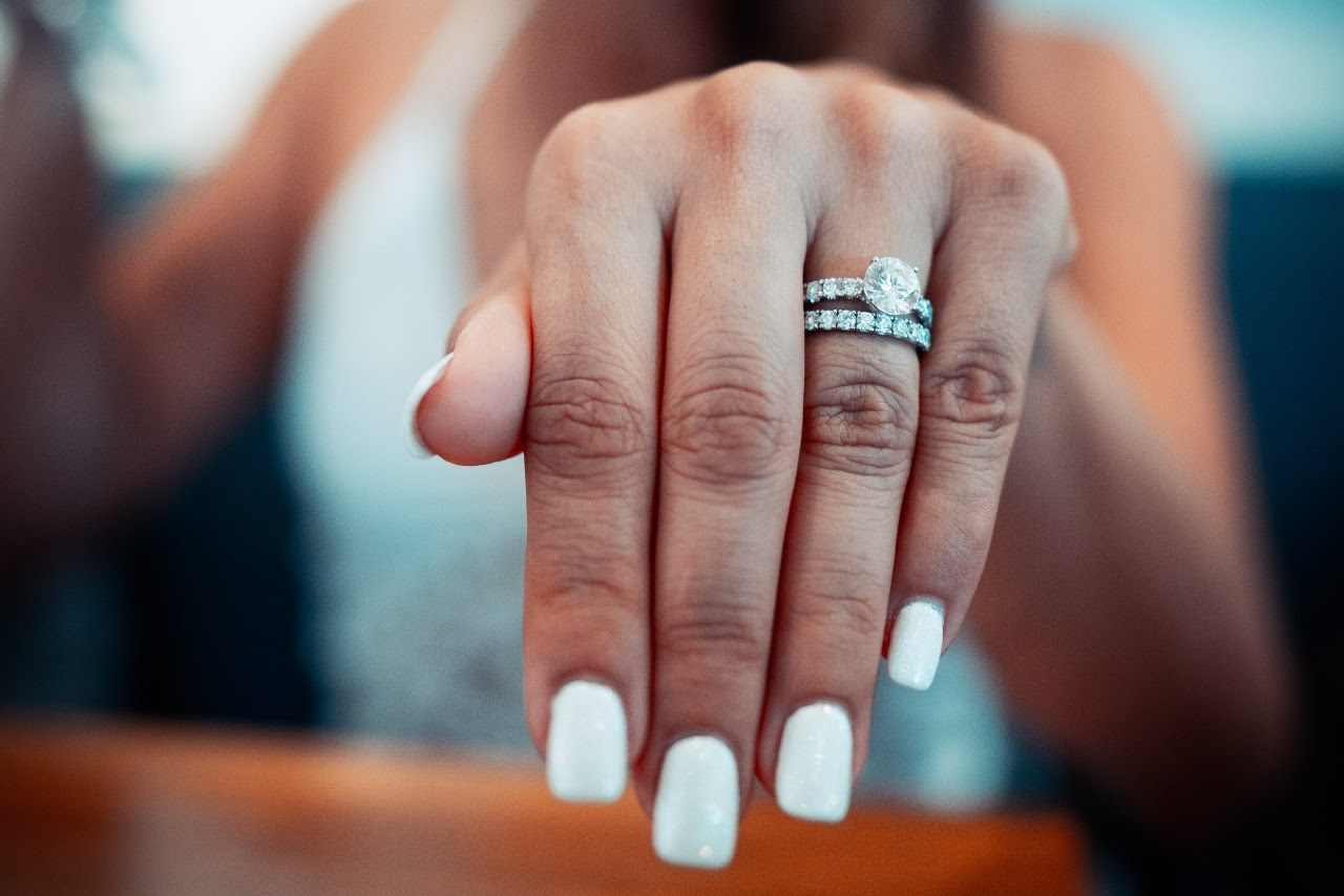 Stackable Wedding Bands for Stylish Brides