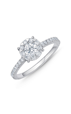 Weston Bridal Engagement Ring 100-0140 product image