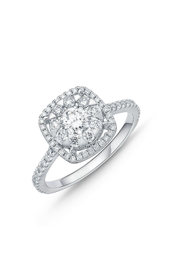 Weston Bridal Engagement Ring 100-141 product image