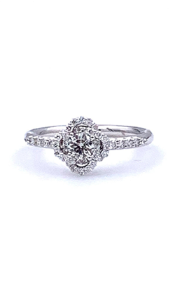 Weston Bridal Engagement Ring 130-01436 product image